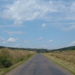 Weg van Ziliz naar Nyomár