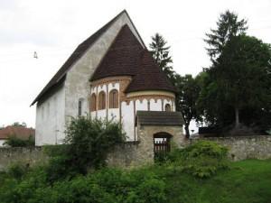 szalonna Romaanse kerk