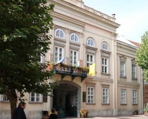 Miskolc stadshuis