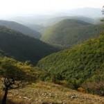 Landschap van de Bükk